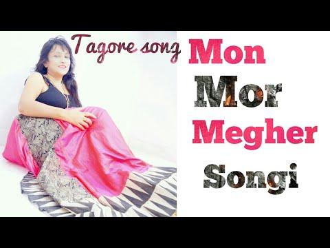 mon-mor-megher-songi---pran-chay---tagore-song-by-lirika-shukla