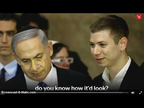 Netanyahu's son CAUGHT on TAPE in a strip club