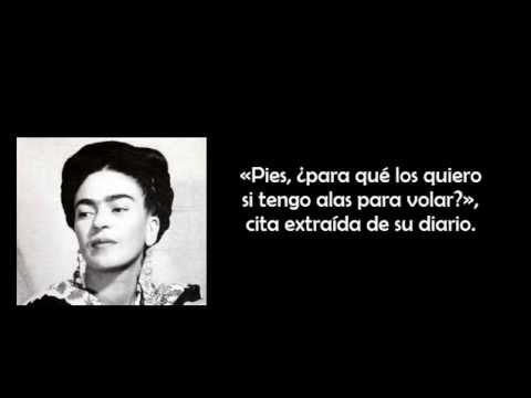 Frases De Frida Kahlo Sus Frases Célebres Famosas Motivadoras Literatura