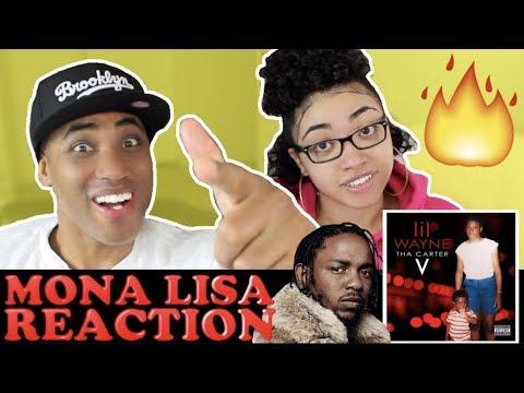 MY DAD REACTS TO Lil Wayne - MONA LISA ft. KENDRICK LAMAR RE