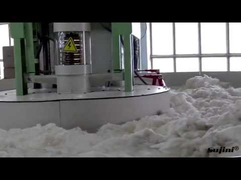 Sujini Machines - COTTOMATIC® BALE PLUCKER - VC-40