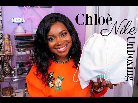 NEW HANDBAG UNBOXING   Chloe N...