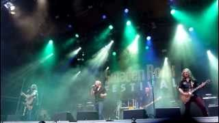 THUNDER - Low Life In High Places @Sweden Rock Festival 2013