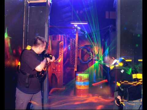 M 233 Gazone Dijon Laser Game Megazone Youtube