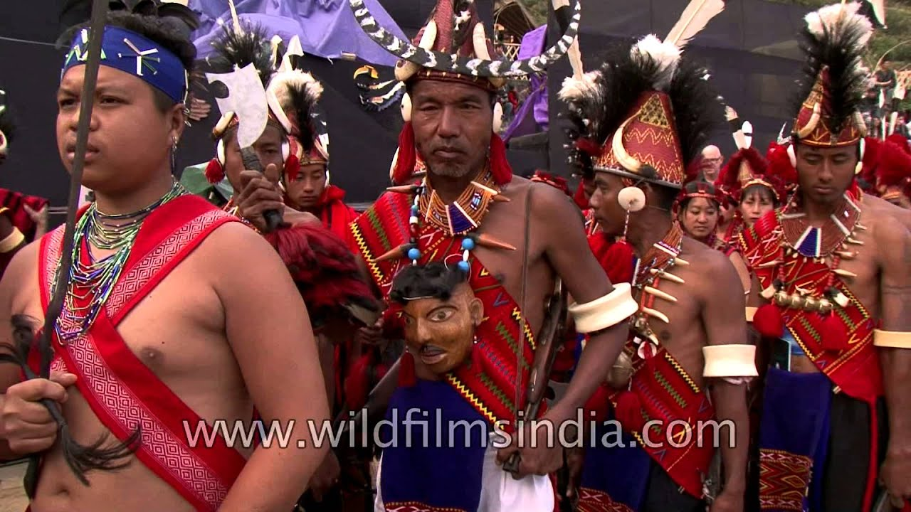different tribes of nagaland