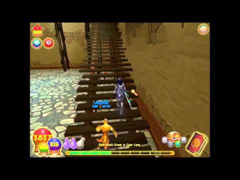 WIZARD101: THE BEST GUIDE TO THE BLACK CROWS IN AVALON