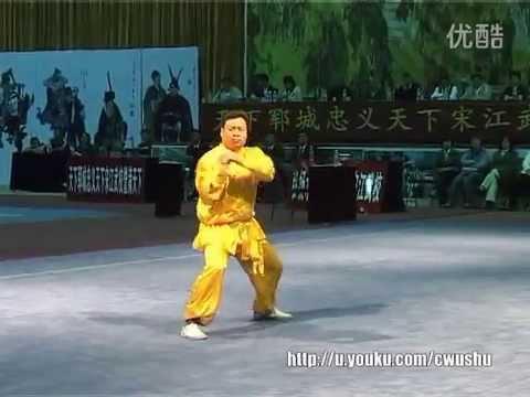 Liancheng Quan boxing set