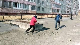 "Трейлер фильма ""бомж"""