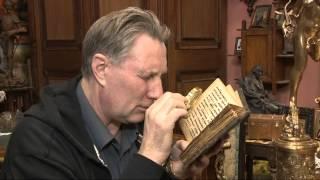 видео антикварные книги