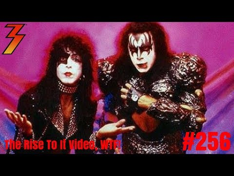 Ep. 256 Rise To It Video, What the F**K were Gene Simmons and Paul Stanley Thinking?