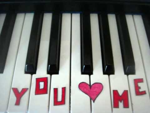 Valentine - Kina Grannis (Piano Cover) - Rinky Bee