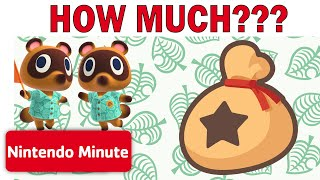 These Animal Crossing: New Horizons Items Cost HOW Much??