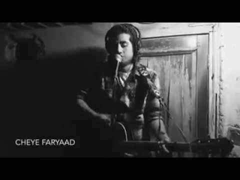 ''Faryaad'' by Ali Saffudin