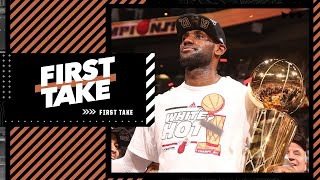 Stephen A. explains why LeBron will be remembered most for his time with the Heat
