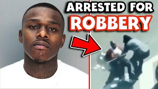 Dababy Arrested For ROBBERY *UPDATE* Doused Victim in Apple Juice