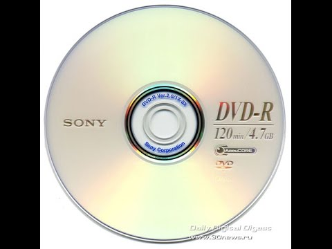 A Somewhat Personal History of DVD - YouTube