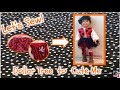 Pirate Costume for American Girl Doll from Dollar Tree haul