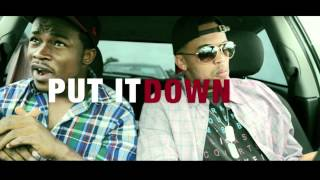 Put it down - Brandy Chris brown - Official Music Video @GaelBoom [Cover/Remix]