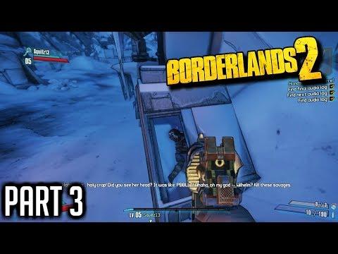 Borderlands 2 Remastered Part 3 HANDSOME JACK HERE -  (Handsome Collection) |