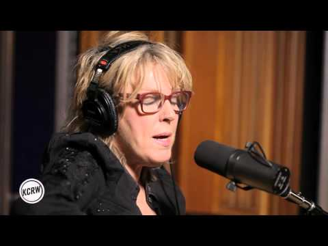 """Lucinda Williams performing """"The Ghosts of Highway 20"""" Live on KCRW"""