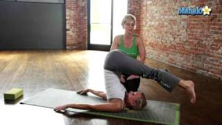 Yoga for Your Neck - Plow Pose