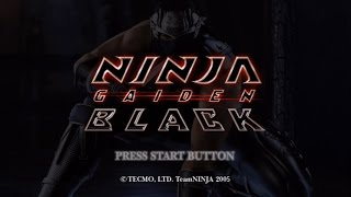 Xbox: Ninja Gaiden Black (Story Mode) (HD / 60fps)