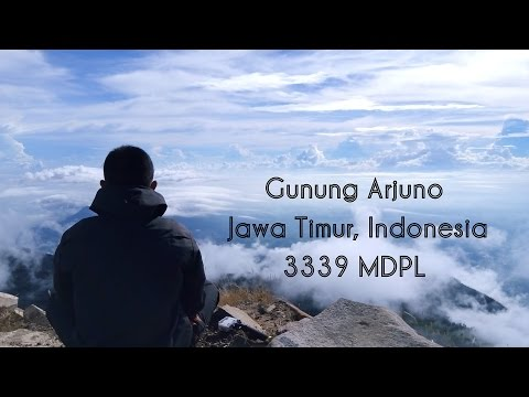 Pendakian Gunung Arjuno Jawa Timur, Indonesia -  Climbing Mt.Arjuno East Java, Indonesia