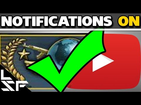 NOTIFICATIONS | CS:GO - Global Elite Matchmaking Highlights from YouTube · Duration:  3 minutes 22 seconds