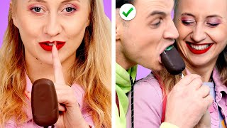 TASTE THAT PRANK! 11 Best Food Pranks on Friends & Funny Situations at School by Crafty Panda