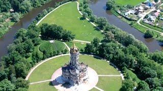 видео Знаменская церковь в Дубовицах - загадочный храм Подмосковья (Подольск)