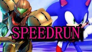 Что такое Speedrun/Спидран?
