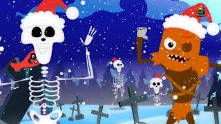 กริ๊งกระดิ่ง | คริสมาสต์เพลง | เพลงวันหยุด | Jingle Bell | Christmas Songs | Baby Carols