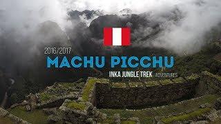 4 day Machu Picchu hike | Peru (2017)