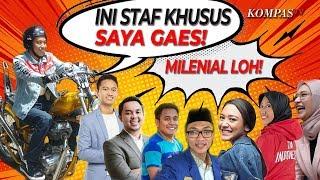 BREAKING NEWS - Presiden Jokowi Umumkan Staf Khusus Presiden dari Kalangan Milenial