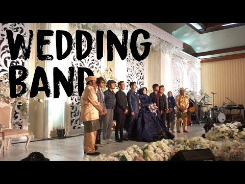 D'MASIV SIAP JADI BAND WEDDING (Vlog 11)