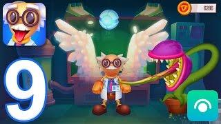 Kick the Buddyman: Mad Lab - Gameplay Walkthrough Part 9 - All Weapons (iOS)