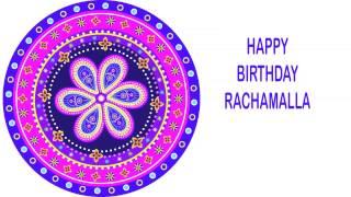 Rachamalla   Indian Designs - Happy Birthday