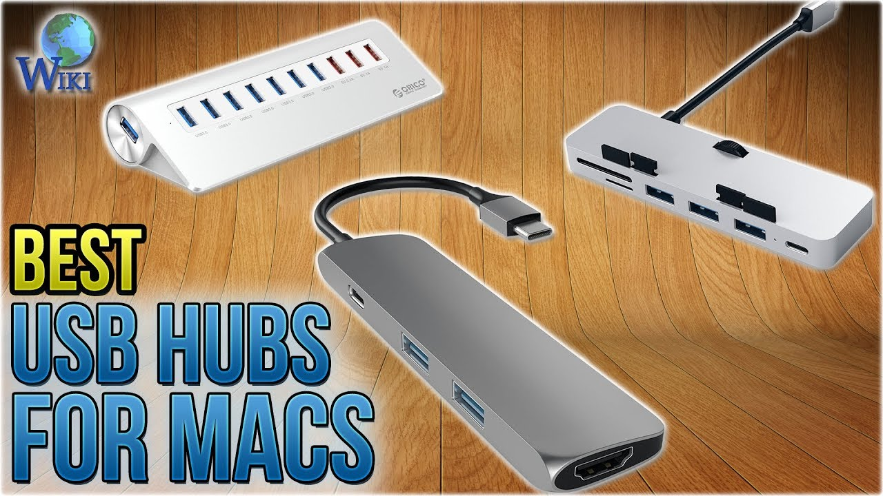10 Best USB Hubs For Macs 2018