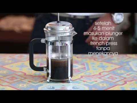 frenchpress coffee tutorial