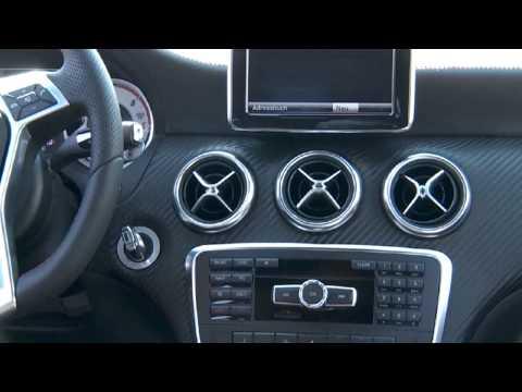 Mercedes A-Klasse A 200 Testbericht TV Beitrag  test drive