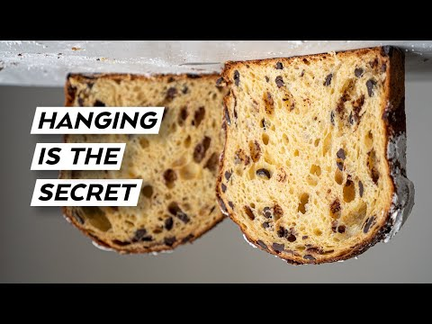3 DAY PROCESS - Making PANETTONE The Traditional Way