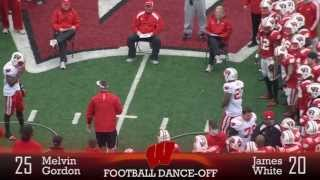Repeat youtube video Wisconsin Football Dance-Off (2013)
