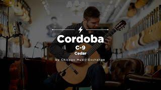 Quick Riffs: Cordoba C9 Cedar Classical Guitar Demo