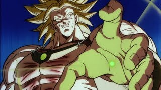 Dragon Ball Z Broly Second Coming Movie 10 Review SuperKamiGuru9000
