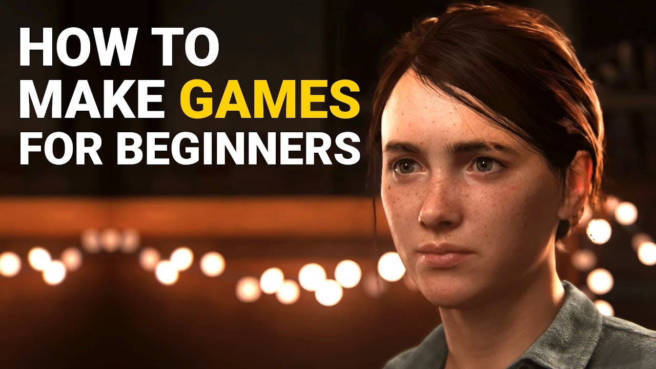How to Get Started with Game Development! | School, Self-Taught ...