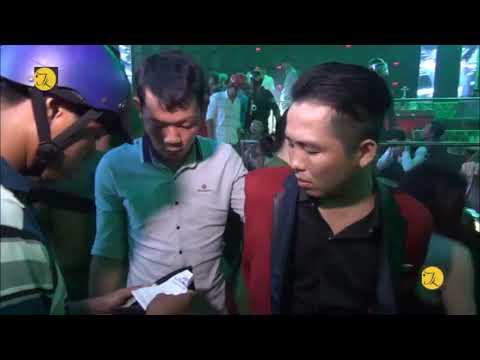 Kiên Giang, đột kích quán bar Zen club phát hiện nhiều hung khí