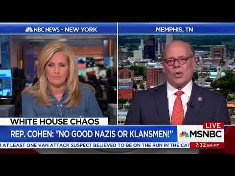 MSNBC Live with Alex Witt  August 20, 2017