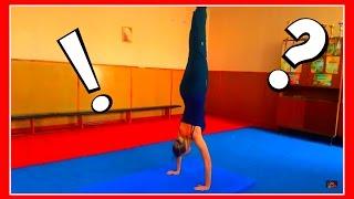Трюк❗️Стойка на руках➕кувырок вперёд✔️Обучающее видео #гимнастика(Трюк❗️Стойка на руках➕кувырок вперёд✓️Обучающее видео #гимнастика Танцы для детей. Студия танца
