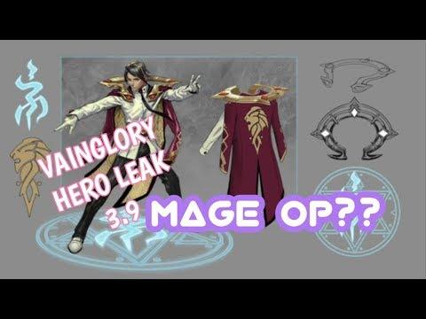 VAINGLORY HERO LEAK 3.9