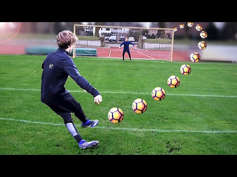 freekickerz vs Hahn (Bundesliga Pro) - Football Challenge